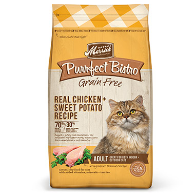 Purrfect Bistro Grain Free Real Chicken Recipe
