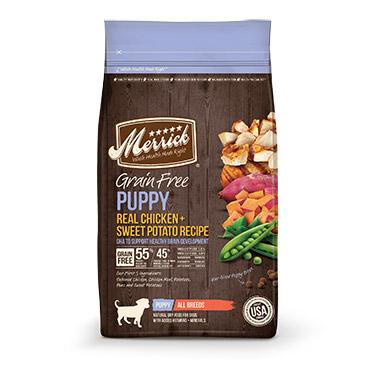 Grain Free Puppy Recipe