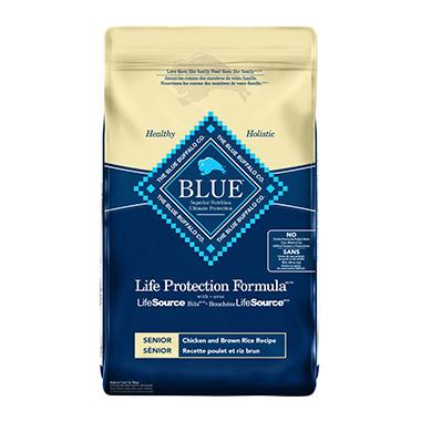 Life Protection Formula Senior Chicken & Brown Rice Recipe