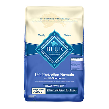 Life Protection Formula Large Breed Healthy Weight Chicken & Brown Rice Recipe