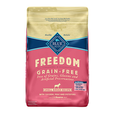Freedom Grain-Free Small Breed Natural Chicken Recipe