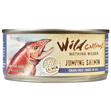 Jumping Salmon 96% Salmon