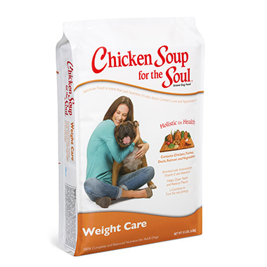 For the Dog Lover's Soul Weight Care Dog Formula