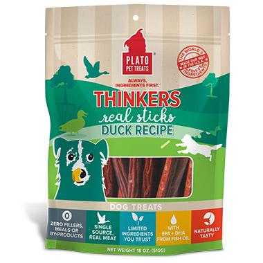 Natural Duck Sticks