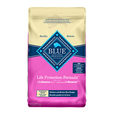 Life Protection Formula Small Breed Adult Chicken & Brown Rice Recipe