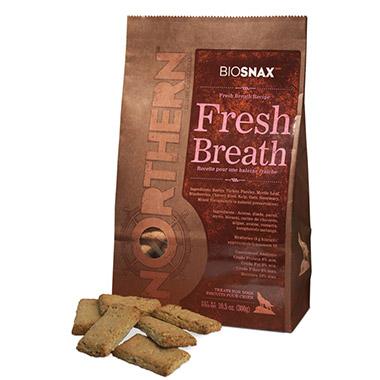 BIOSNAX Fresh Breath Dog Treats