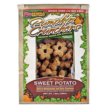 Pumpkin Crunchers Sweet Potato