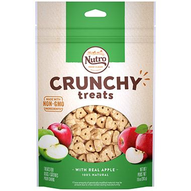 Crunchy Treats - Apple