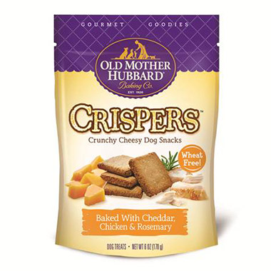 Gourmet Goodies Crispers with Cheddar, Chicken & Rosemary