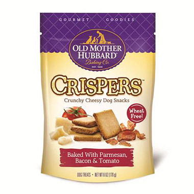 Gourmet Goodies Crispers with Parmesan, Bacon & Tomato
