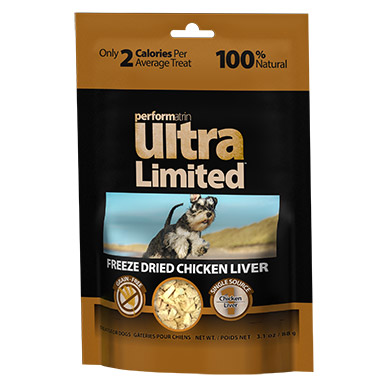 Limited Freeze Dried Chicken Liver Treats