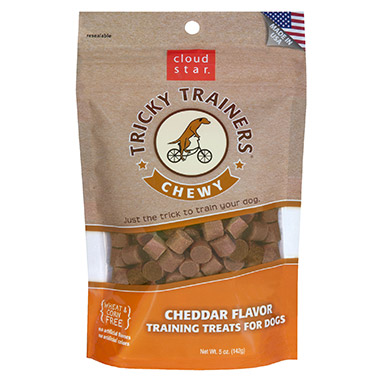 Cloud Star Chewy Tricky Trainers Cheddar