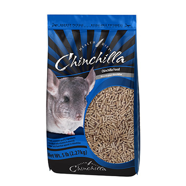Chinchilla Pellets