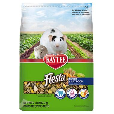 Fiesta Mouse & Rat Food