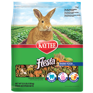 Fiesta Max Rabbit Food
