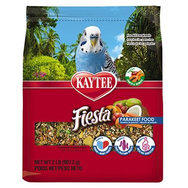 Fiesta Max Parakeet Food