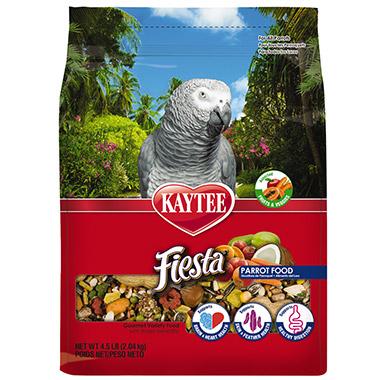 Fiesta Max Parrot Food