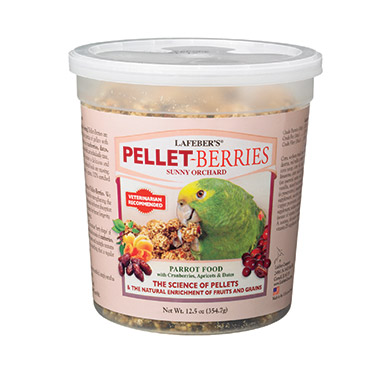 Pellet-Berries for Parrots