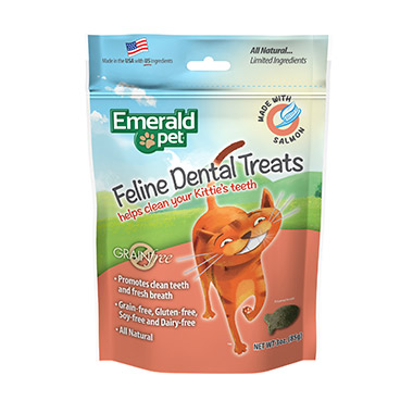 Cat Dental Treats - Salmon