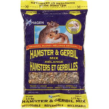 Hamster & Gerbil Mix