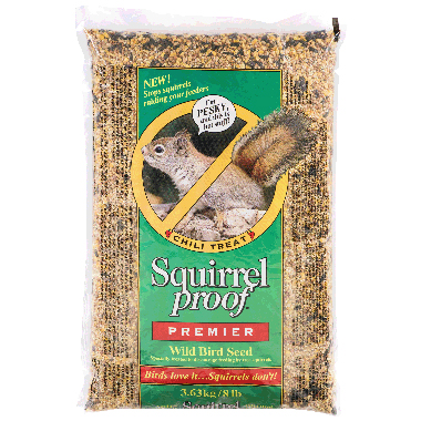 Squirrel Proof Wild Bird Seed