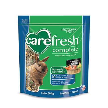 Complete Rabbit Food
