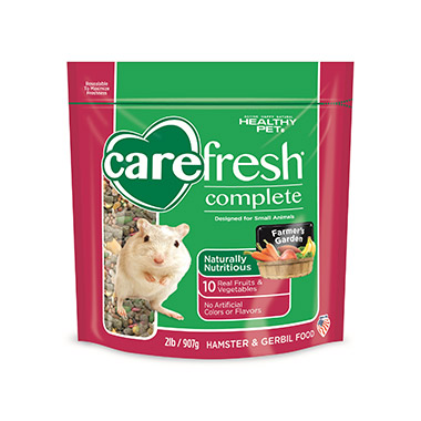 Complete Hamster & Gerbil Food