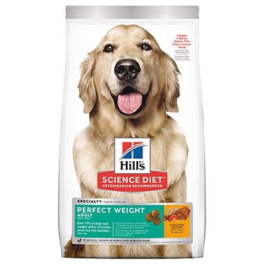 Perfect Weight Dog Food