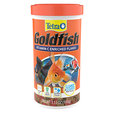 Goldfish Food Flakes