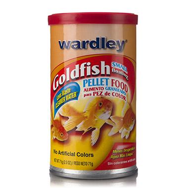 goldfish-pellets