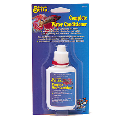 Betta Complete Water Conditioner