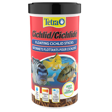 TetraCichlid Fish Food Sticks