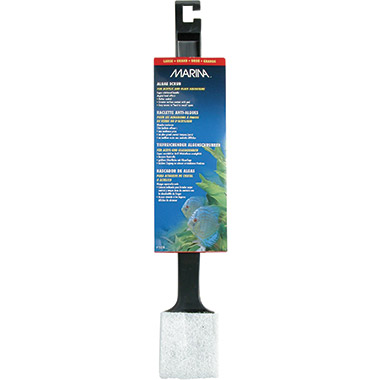 Large Algae Scrubber with Plastic Handle