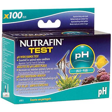 pH Wide Range Test