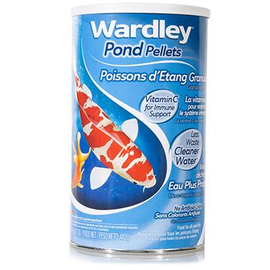 pond-pellets