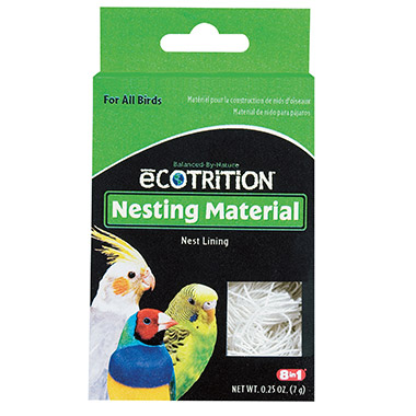 Nesting Material for Caged Birds