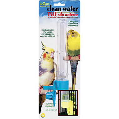 Clean Water Tall Silo Waterer