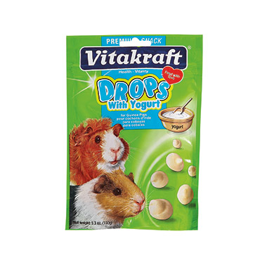 Guinea Pig Yogurt Drops