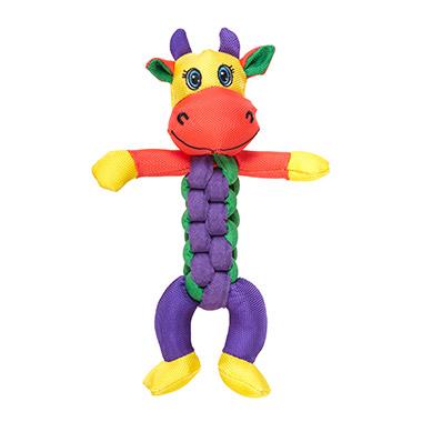Twisterz Braided Dog Toys - Assorted