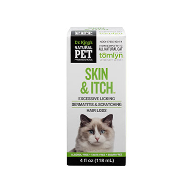Skin & Itch Relief for Cats
