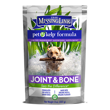 Joint & Bone Limited Ingredient Superfood Supplement For Dogs