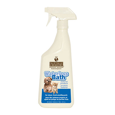 Waterless Bath Spray