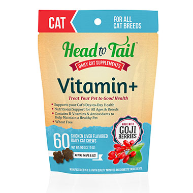 Vitamin+ for Cats