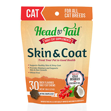 Skin & Coat for Cats
