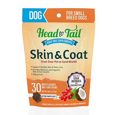 Skin & Coat for Small Dogs