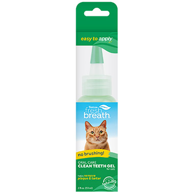 Fresh Breath Cat Gel