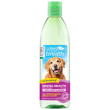 Fresh Breath Oral Care Water Additive Plus Hip & Joint