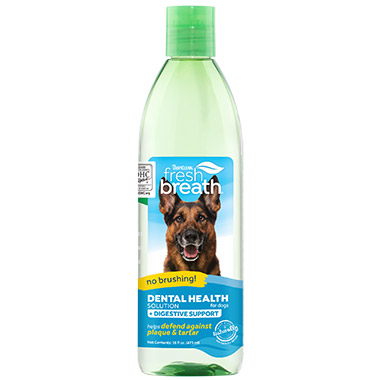 Fresh Breath Water Additve Plus Digistive Support 16oz