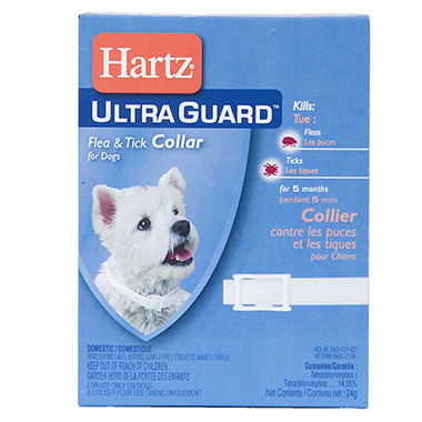 UltraGuard Flea & Tick Collar for Dogs