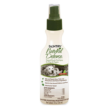 Flea & Tick Dog Spray